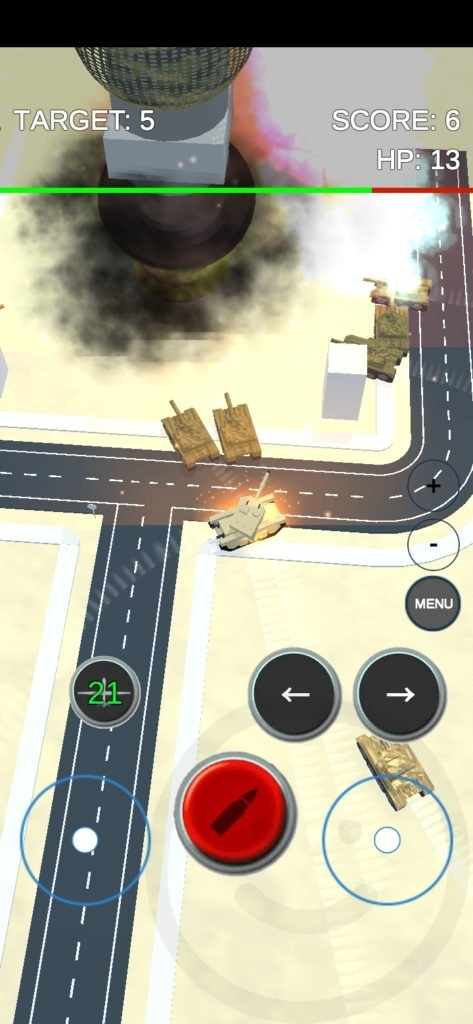 Androidアプリ「戦車無双」オープンベータテスト開始